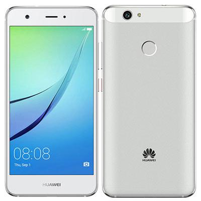 イオシス|Huawei nova CAN-L12 Mystic Silver【国内版 SIMフリー】