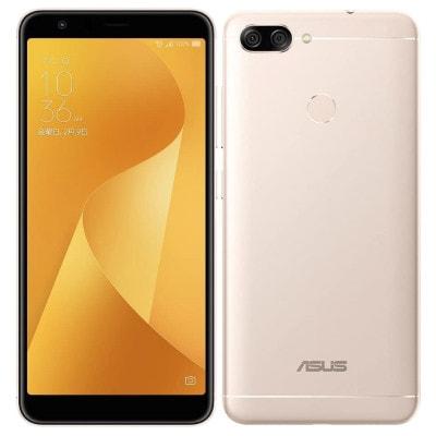イオシス|ASUS Zenfone Max Plus M1 Dual-SIM ZB570TL GD32S4 32GB ゴールド【国内版 SIMフリー】