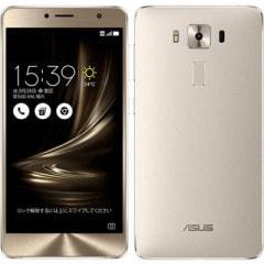 ASUS ZenFone3 Deluxe Dual SIM ZS550KL 64GB Silver【国内版 SIMフリー】