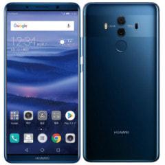 Huawei Mate 10 Pro BLA-L29 Midnight Blue【楽天版SIMフリー】