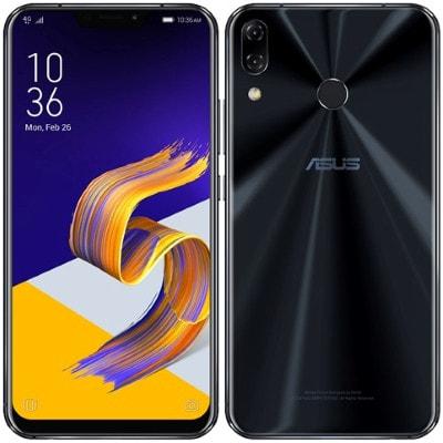 イオシス|ASUS ZenFone5Z ZS620KL-BK128S6 Dual-SIM 【Midnight Blue 128GB 国内版SIMフリー】