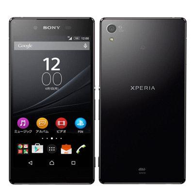 イオシス 【SIMロック解除済】au Xperia Z4 SOV31 Black