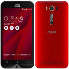 ASUS ZenFone2 Laser ZE500KL-RD16 レッド【RAM2GB/ROM16GB/国内版SIMフリー】