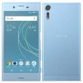 【SIMロック解除済】SoftBank Xperia XZs 602SO Ice Blue