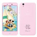 Disney Mobile on docomo DM-01J Pink