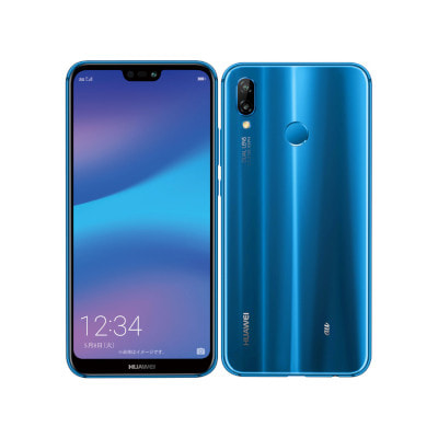 イオシス|au Huawei P20 lite HWV32 Klein Blue