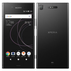 au Sony Xperia XZ1 SOV36 Black