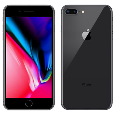 イオシス|【ネットワーク利用制限▲】au iPhone8 Plus 256GB A1898 (MQ9N2J/A) スペースグレイ