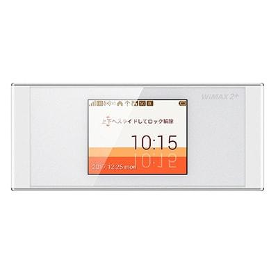 イオシス|【au版】Speed Wi-Fi NEXT W05 HWD36SWA ホワイト×シルバー