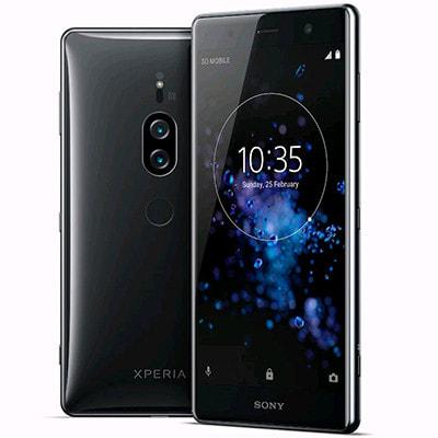 イオシス|Sony Xperia XZ2 Premium Dual H8166[Chrome Black 64GB 海外版 SIMフリー]
