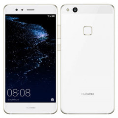 Huawei P10 lite WAS-LX2J (HWU32) Pearl White【UQモバイル版  SIMフリー】