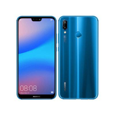 イオシス Y!mobile Huawei P20 lite ANE-LX2J クラインブルー