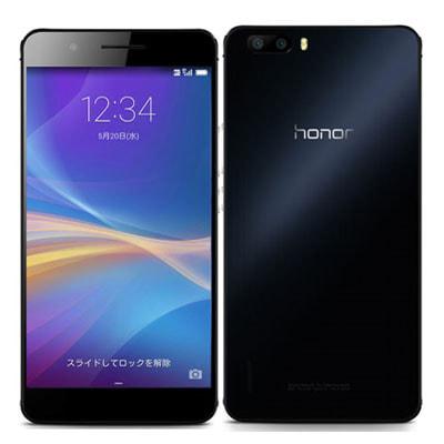 イオシス|Huawei honor6 plus 32GB (PE-TL10) [Black 楽天版 SIMフリー]