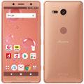 【SIMロック解除済】docomo Sony Xperia XZ2 Compact SO-05K Coral Pink