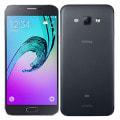 au Galaxy A8 SCV32 Black
