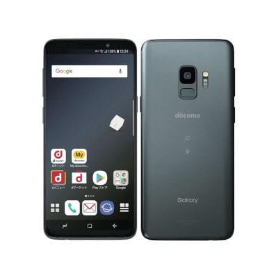 イオシス|【SIMロック解除済】docomo Galaxy S9 SC-02K Titanium Gray