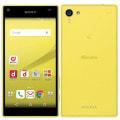 【SIMロック解除済】docomo Xperia Z5 Compact SO-02H Yellow