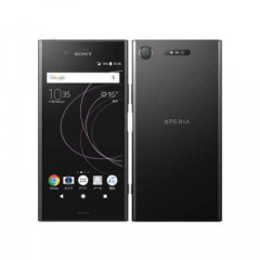 Softbank Xperia XZ1 701SO Black