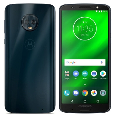 イオシス|Motorola Moto G6 PLUS XT1926-5  [64GB DEEP INDIGO  国内版SIMフリー]
