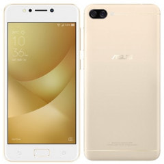 ASUS Zenfone4 Max Dual-SIM ZC520KL 32GB Gold【国内版 SIMフリー】