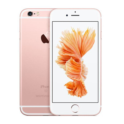 イオシス|【SIMロック解除済】SoftBank iPhone6s 128GB A1688 (MKQW2J/A) ローズゴールド