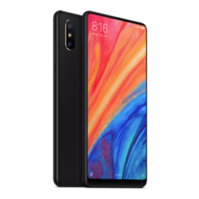 イオシス|Xiaomi Mi Mix2S Dual-SIM 【Black 6GB 128GB グローバル版 SIMフリー】
