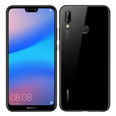 イオシス|Huawei P20 lite ANE-LX2J  Midnight Black【国内版  SIMフリー】