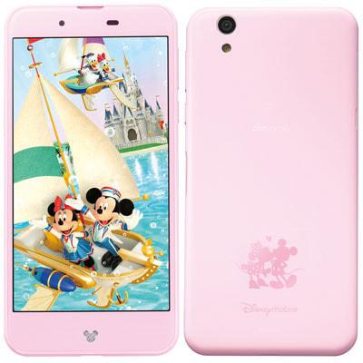 イオシス 【ネットワーク利用制限▲】Disney Mobile on docomo DM-01J Pink