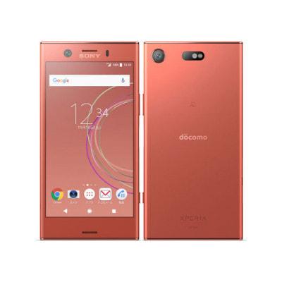 イオシス|【SIMロック解除済】docomo Xperia XZ1 Compact SO-02K Twilight Pink