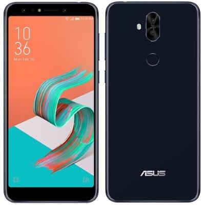 イオシス|ASUS Zenfone5Q (Lite) Dual-SIM ZC600KL【Midnight Black 64GB 国内版 SIMフリー】