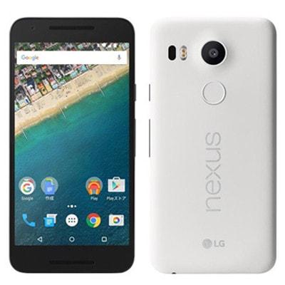 イオシス|【SIMロック解除済】 docomo Nexus5X LG-H791 32GB QUARTZ