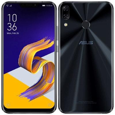 イオシス ASUS Zenfone5 (2018) Dual-SIM ZE620KL  【Midnight Blue  64GB 国内版 SIMフリー】