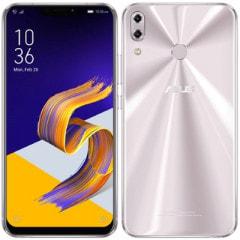 ASUS Zenfone5 (2018) Dual-SIM ZE620KL【シルバー 64GB 国内版 SIMフリー】