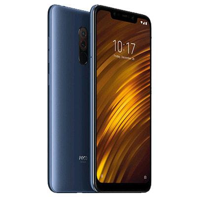 イオシス|Xiaomi Pocophone F1 Dual-SIM [Steel Blue 6GB 128GB 香港版 SIMフリー]
