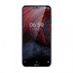 Nokia 6.1 Plus Dual-SIM TA-1103 【Blue 4GB 64GB 海外版 SIMフリー】