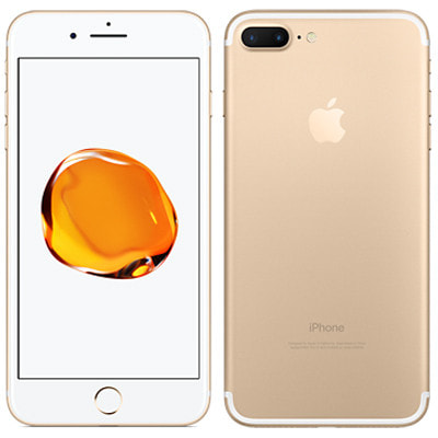 イオシス|au iPhone7 Plus 128GB A1785 (MN6H2J/A) ゴールド