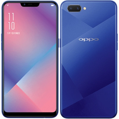 イオシス|OPPO R15 Neo Diamond Blue RAM3GB【国内版SIMフリー】