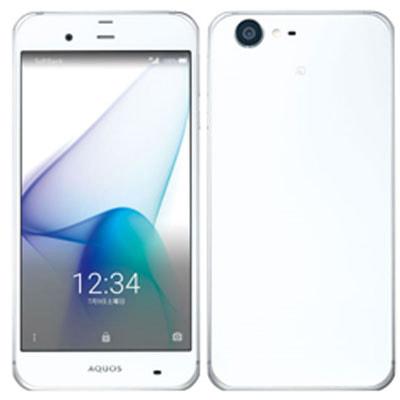 イオシス SoftBank AQUOS Xx3 506SH ホワイト