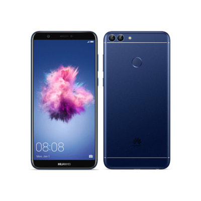 イオシス SoftBank Huawei nova lite 2 704HW ブルー