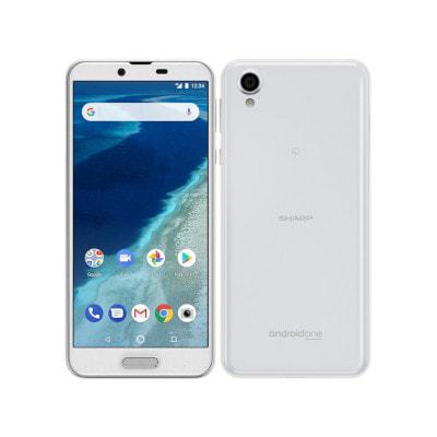 イオシス|【SIMロック解除済】Y!mobile android one X4 パールホワイト