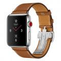 Apple Watch Hermes Series3 42mm GPS+Cellularモデル MQMU2J/A [シンプルトゥール/ヴォー・バレニア(フォーヴ)レザーストラップ]