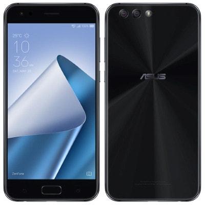 イオシス ASUS Zenfone4 Dual-SIM ZE554KL-BK64S4I 64GB RAM4GB Midnight Black【IIJmio版】