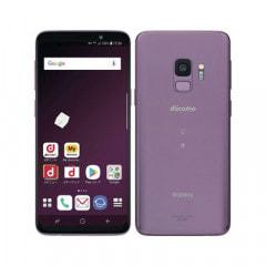 【SIMロック解除済】docomo Galaxy S9 SC-02K Lilac Purple