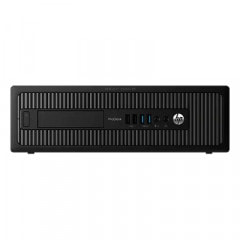 【Refreshed PC】HP ProDesk 600 G1 SFF 【i5/8GB/500GB/DVD/Win10】