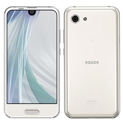 イオシス|AQUOS R compact SH-M06 White