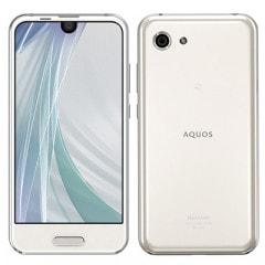 SHARP AQUOS R compact SH-M06 White