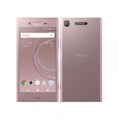 【ネットワーク利用制限▲】Softbank Xperia XZ1 701SO Venus Pink