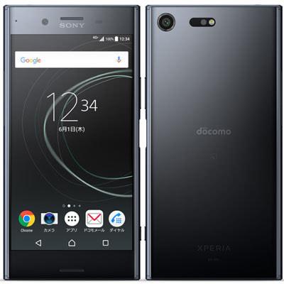 イオシス 【ネットワーク利用制限▲】docomo Xperia XZ Premium SO-04J  Deepsea  Black