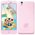 【ネットワーク利用制限▲】Disney Mobile on docomo DM-01J Pink