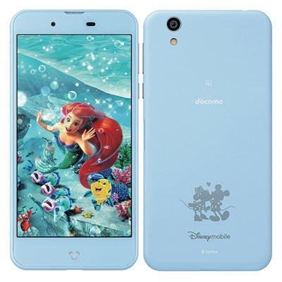 イオシス|【ネットワーク利用制限▲】Disney Mobile on docomo DM-01J Blue